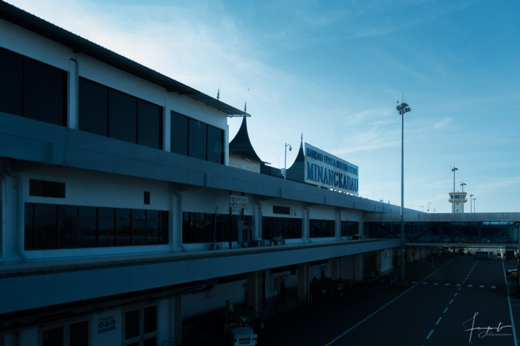 Bandara Minangkabau Sumatera barat