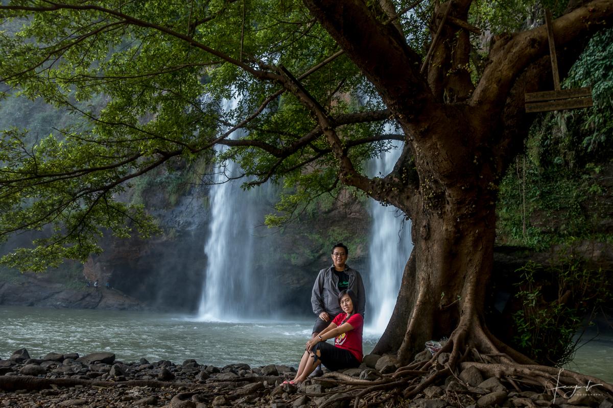Curug Sodong - Sodong Waterfall