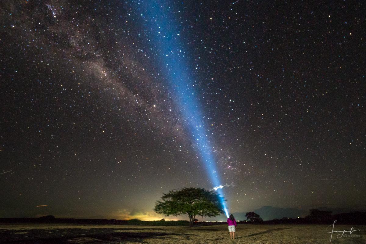 Mencari Galaxy Bimasakti di Taman Nasional Baluran
