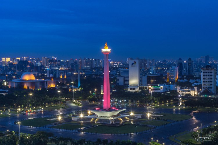 Monas Bluehour moment