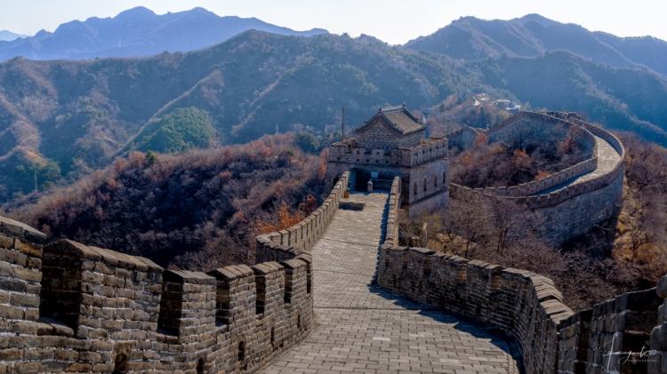 fanyanto ke Tembok China Mutianyu Great Wall-27