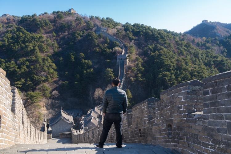 fanyanto ke Tembok China Mutianyu Great Wall-28